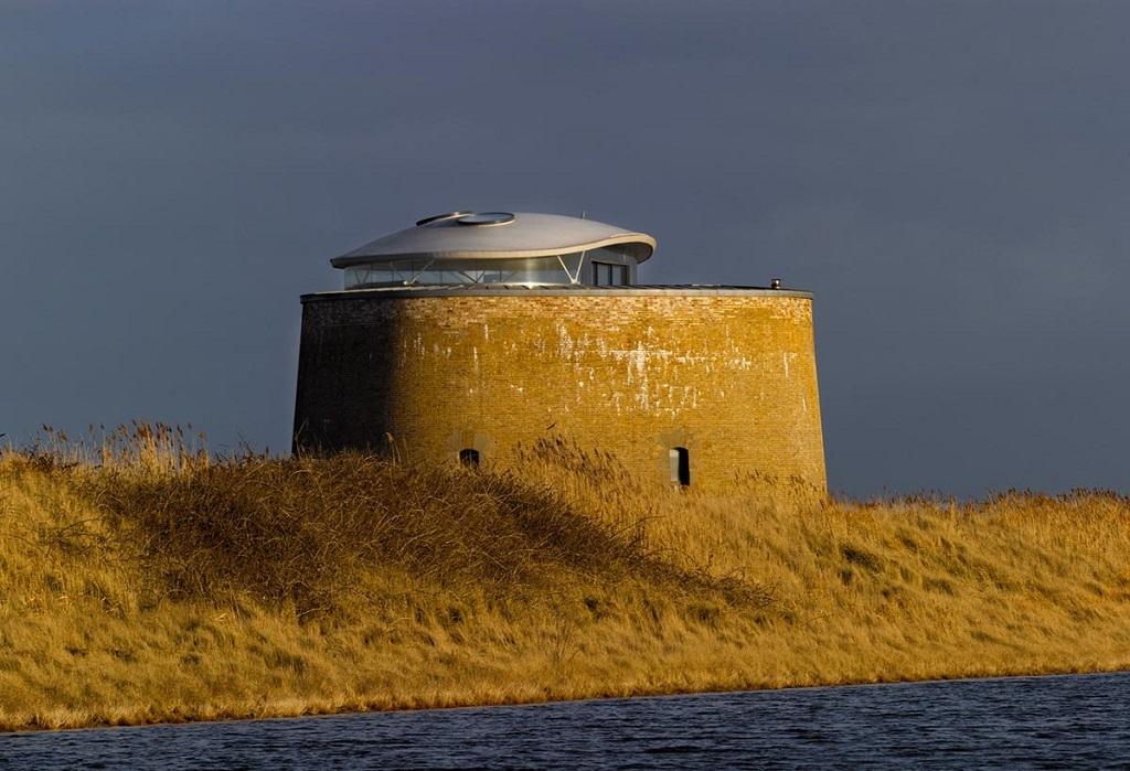 Башня в Англии за 63 млн.рублей