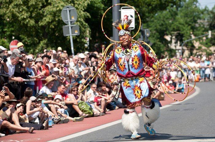 Индейцы навахо отсудили у США $554 млн