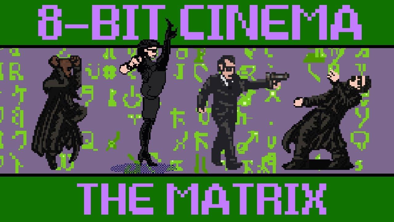 8-ми битная Матрица