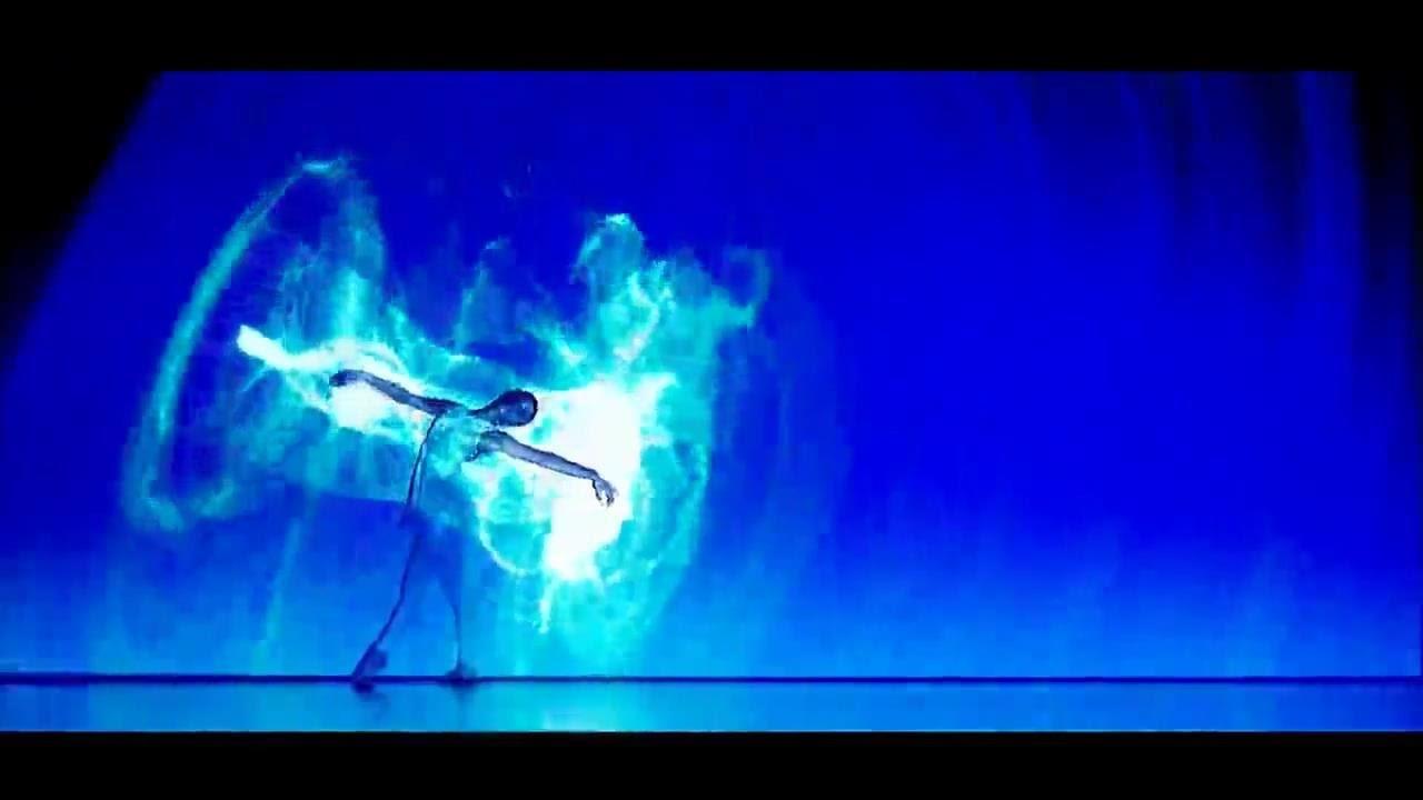 Удивительное лазерное шоу!