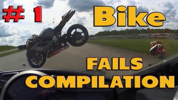 Failure Funny Films - Bike Fails Compilation #1 || Autumn 2014