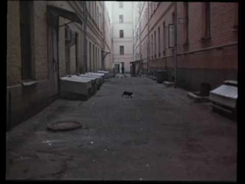 """В 12 часов дня он вышел из дома.. (Начало фильма """"Игла""""). (Виктор Цой)"""