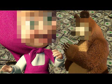 Маша и медведь: изнанка бренда