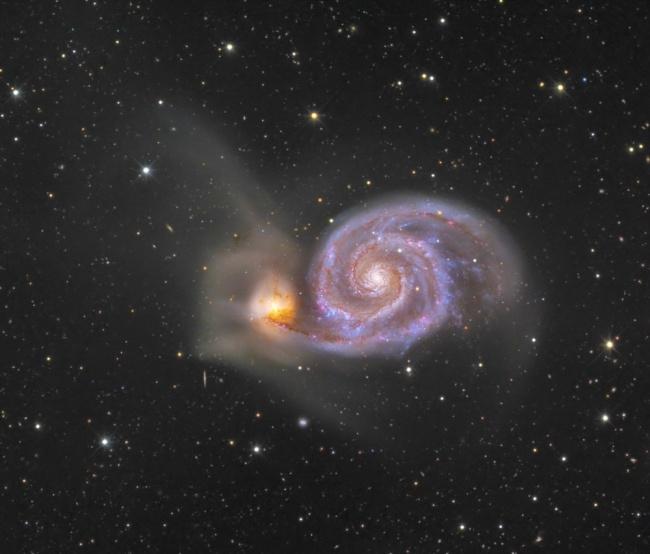 Лучшие снимки с телескопа Хаббл