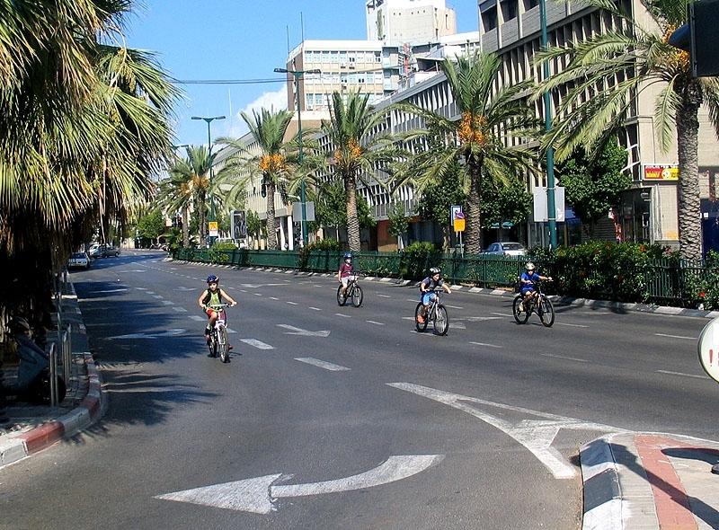 Йом-Киппур — праздник велосипедистов