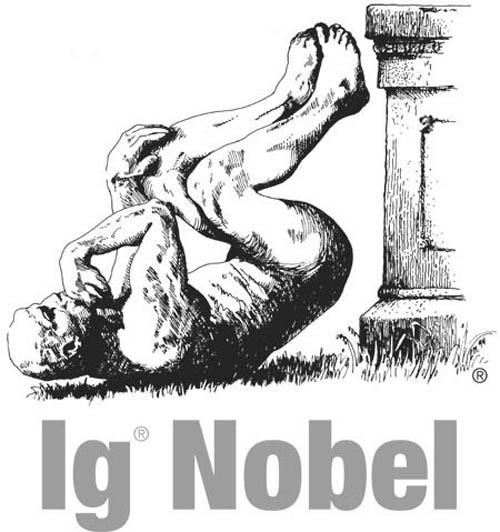 Шнобелевская премия 2014 года вручена за ...