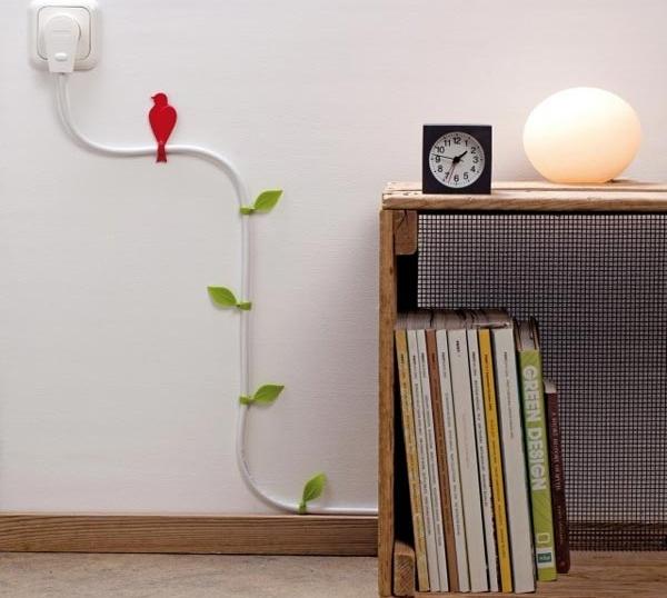 Как красиво и удобно спрятать провода