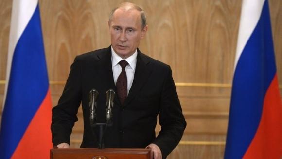Есть Путин — есть Россия