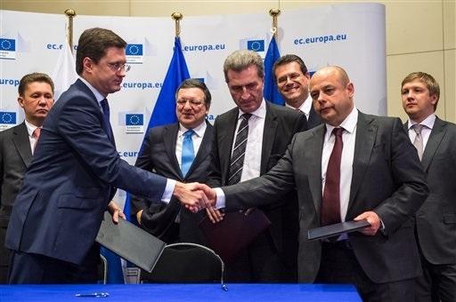 В Брюсселе подписан приговор Украине