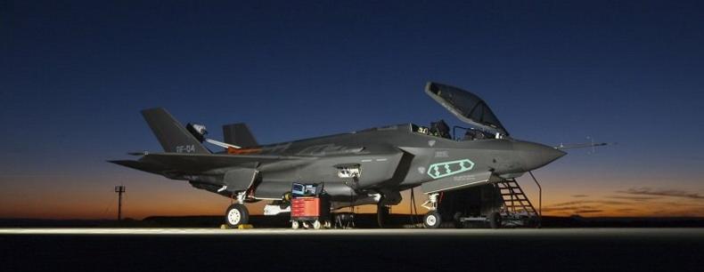 Почему американский F-35 – легкая добыча для российских Су-30