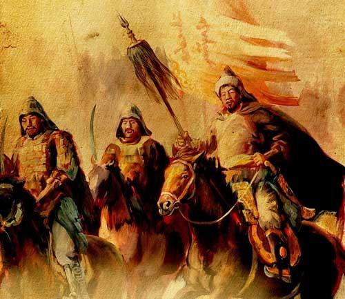 Могила Чингисхана (загадка мира)