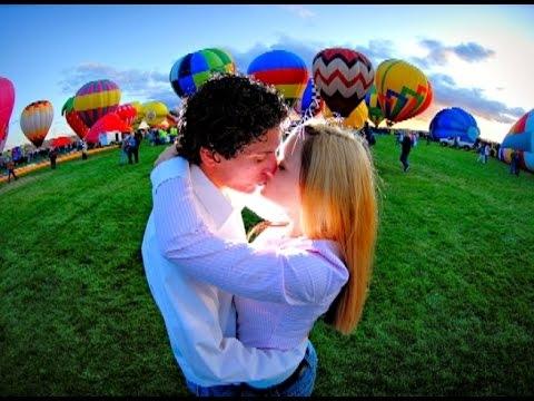 Самые красивые и романтические пары в видеосюжете!