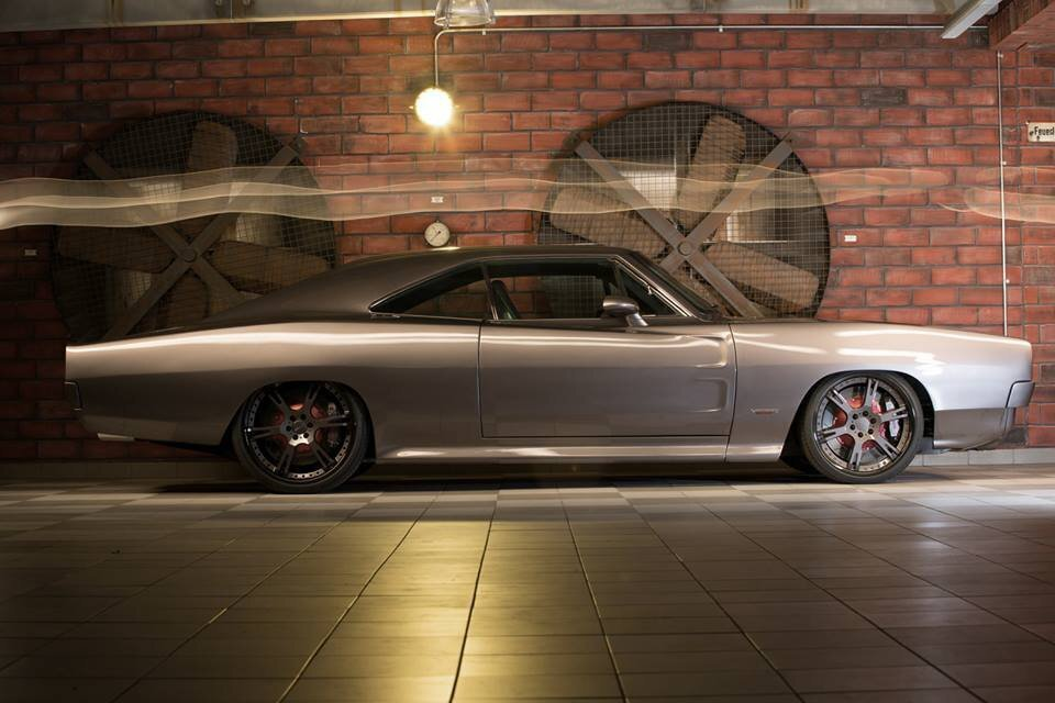 Классический Dodge и Chevrolet от ателье от Wheelsandmore