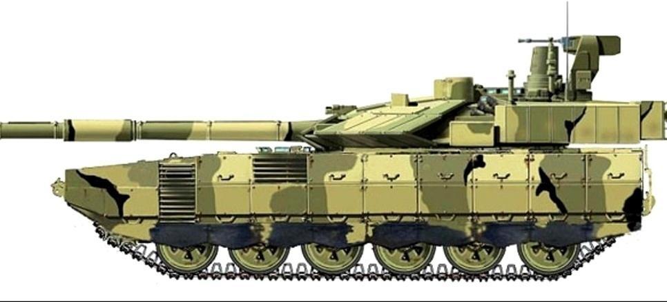 Американские эксперты обеспокоены мощью российских танков Армата