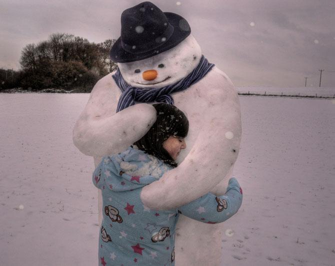 Всех с наступлением зимы