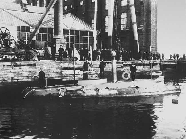 Подводный флот России. Часть 1