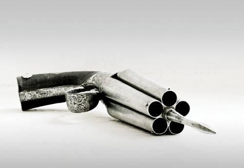 Старая перечница: Ручное многоствольное стрелковое оружие