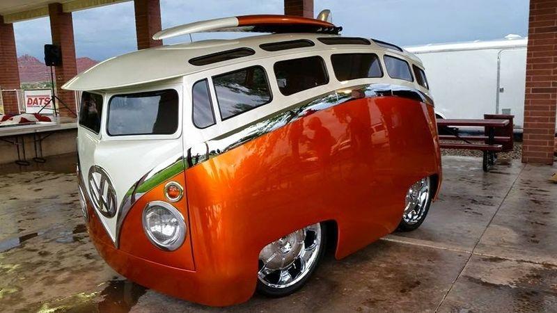 Самый милый бусик VW