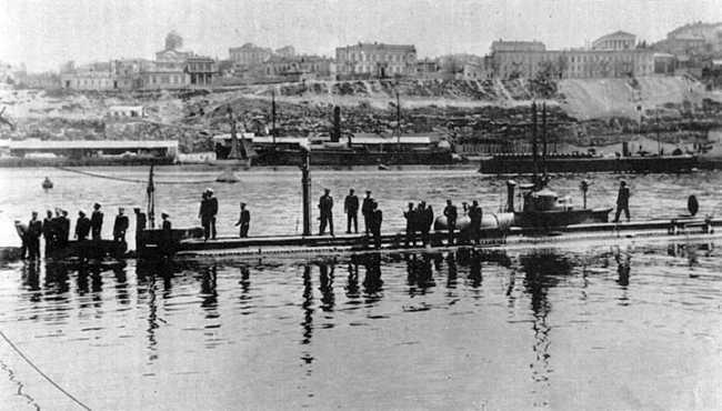 Подводный флот России. Часть 2
