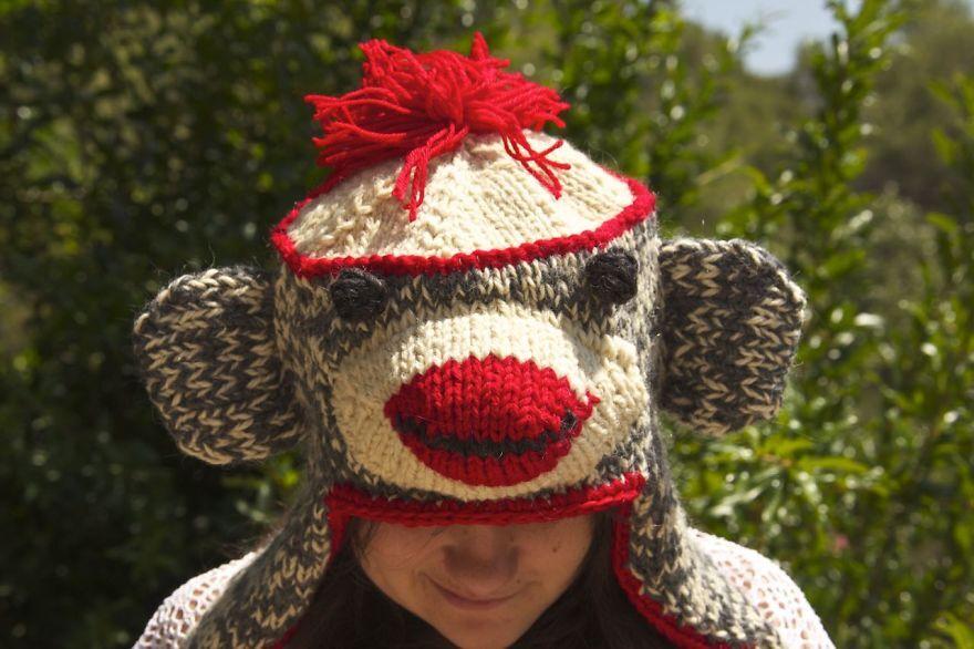 70 самых креативных зимних шапок