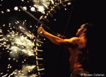 Пиротехнические эффекты Rammstein