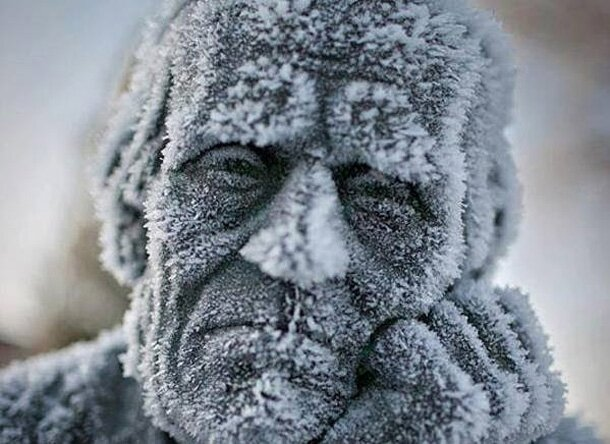 """25 """"морозных"""" фотографий в предверие Рождества"""