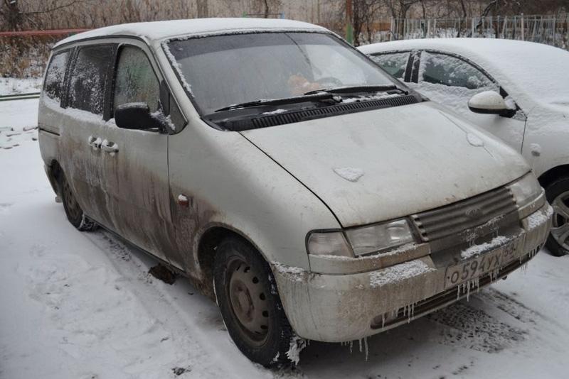 """Безнадёга.ru - ВАЗ 2120 """"Надежда"""""""