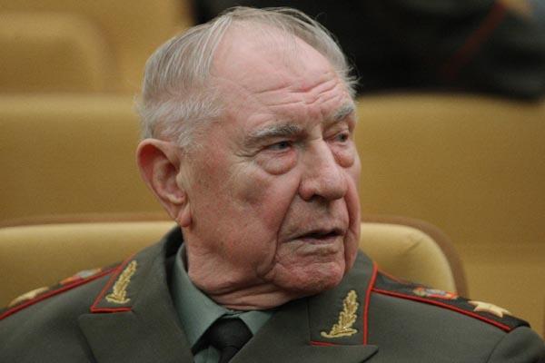 Дмитрий Язов: Победу у России не отнять