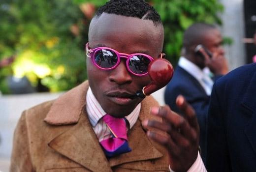 S.A.P.E из Конго