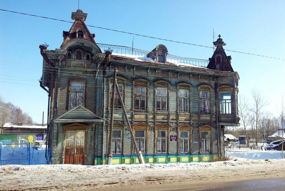 Действующий детский сад в Тверской области