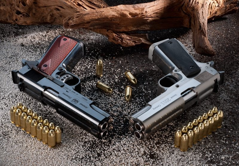 Новый пистолет AF2011-A1 «Second Century»