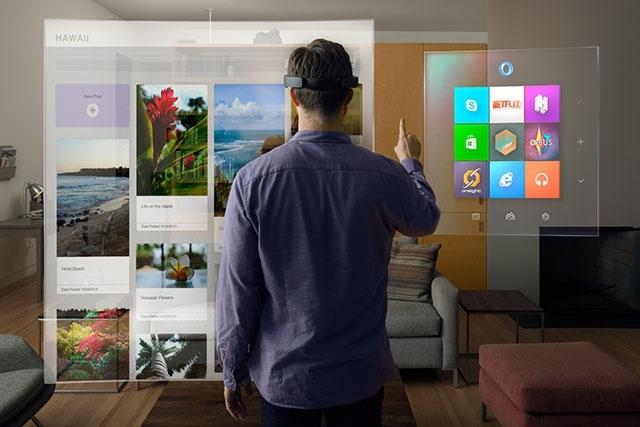 Убийца Google Glass - Первые очки виртуальной реальности от  Microsoft