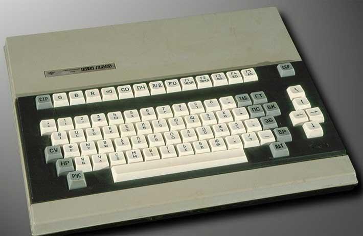 Советские персональные компьютеры (ПК)