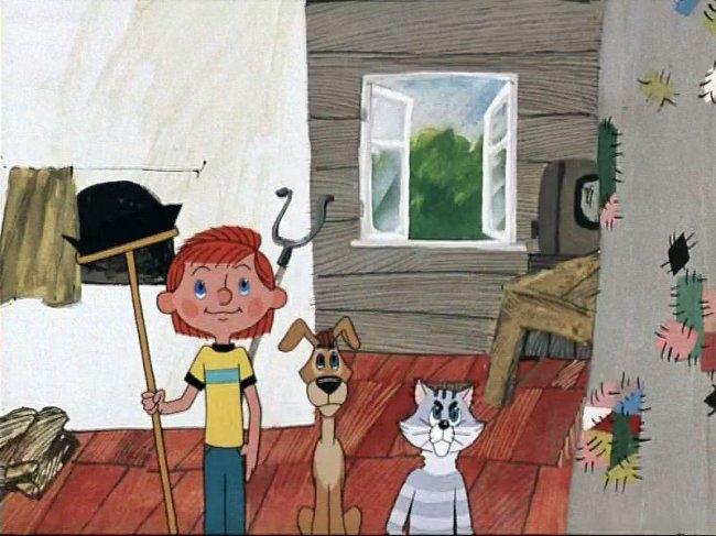 Как сложилась судьба героев мультфильма «Трое из Простоквашино»