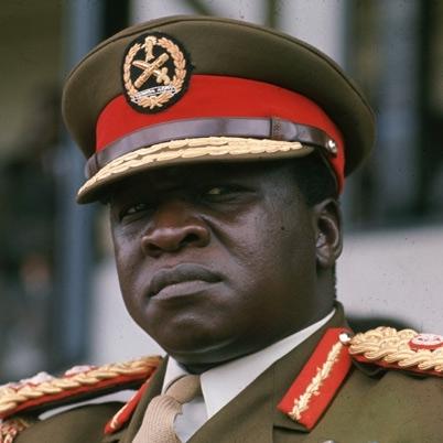 Иди Амин. Президент и людоед. История одного военного переворота