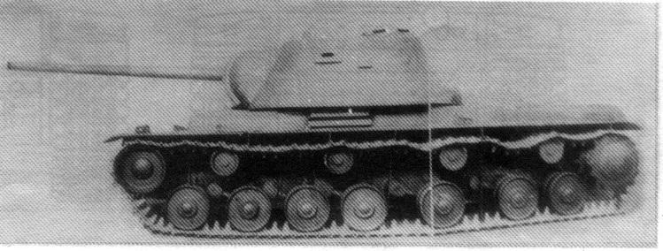 КВ - танк с тяжелой судьбой. Часть 2