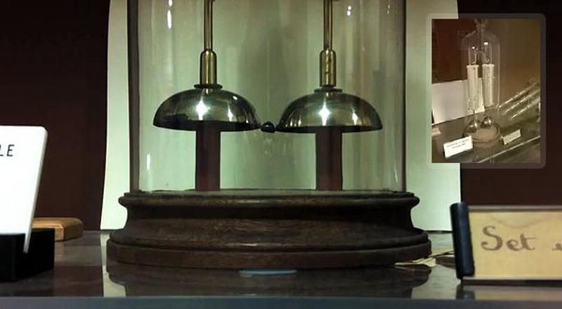 В Оксфордском университете хранится батарея, которая работает уже 175 лет