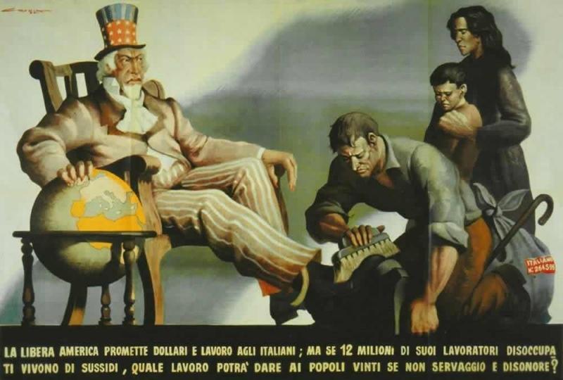 Пропаганда - один из основных видов оружия Второй мировой войны