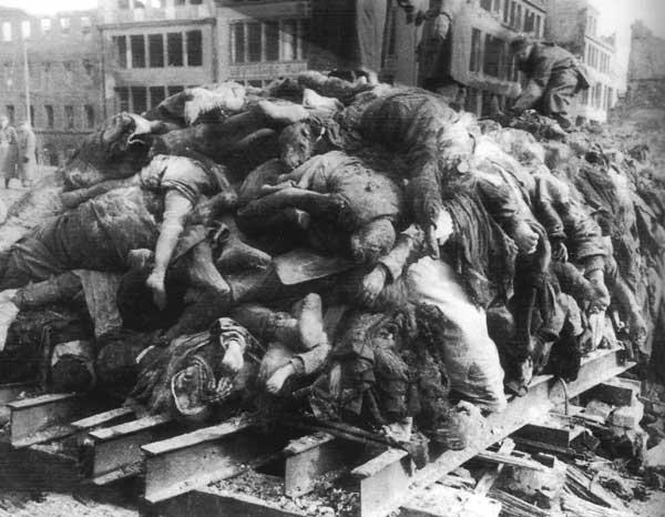 Пепел Дрездена стучит в наши сердца