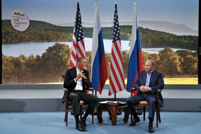 США раздувают опасную теорию заговора против Путина