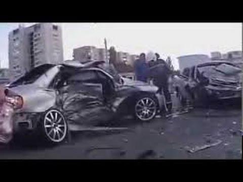 Ужаснейшие аварии