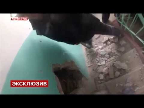 Барнаулец застрял в вентиляционной шахте, когда полез на запах борща
