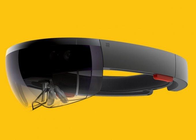 Революционная технология дополненной реальности от Microsoft