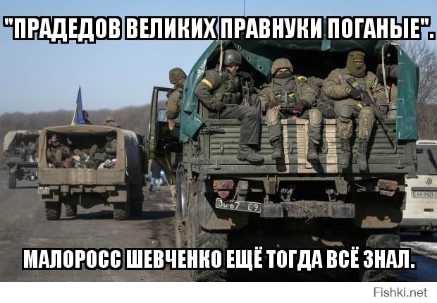 """""""Прадедов великих правнуки поганые""""."""