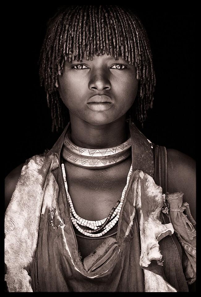 Неподдельные эмоции Африки