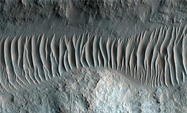 Русские были на Марсе
