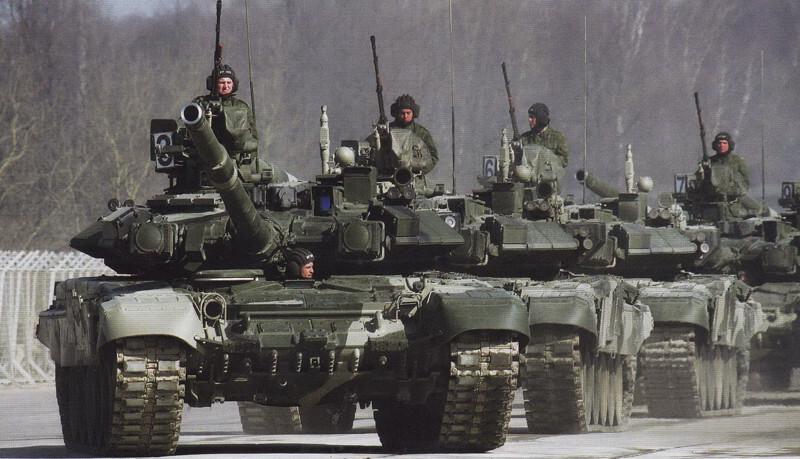Запад признал свою слабость перед Вооруженными силами России