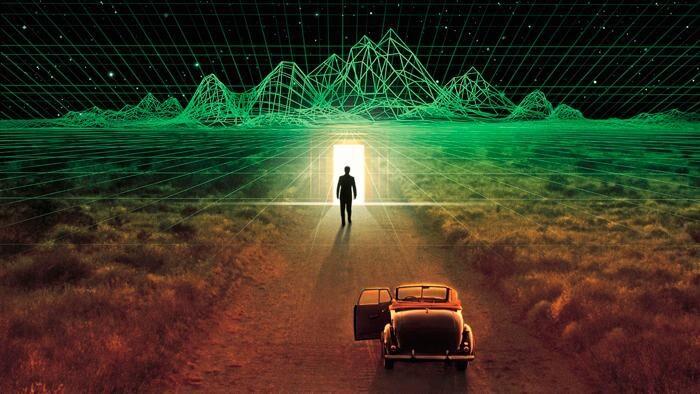Вселенная - это майя (иллюзия). (с) Будда