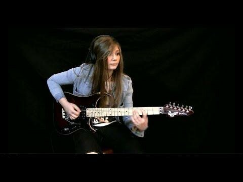 Талантливая девушка записала отличную кавер-версию на металлистов Dragon Force