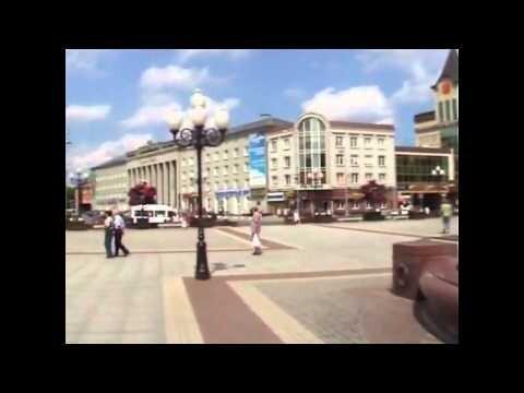 Площадь Победы, ранее — Ганза-Плац, то есть Ганзейская площадь,